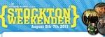 Stockton Weekender, Georgian Theatre, Stockton-on-Tees
