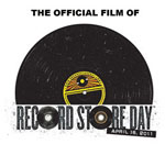 Official film of RECORD STORE DAY
